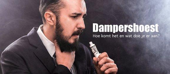 Dampershoest | E-liquidwinkel