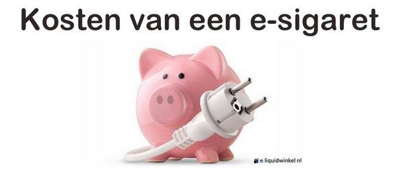 Hoe duur is elektrisch roken? | E-liquidwinkel