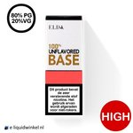 E-liquid Base Elda High