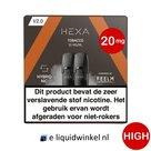 Hexa E-liquid Pod 2.0 Tobacco 20mg