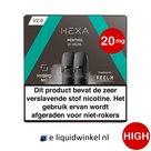 Hexa E-liquid Pod 2.0 Menthol 20mg