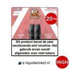 Hexa E-liquid Pod 2.0 Raspberry Frost 20mg