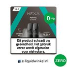 Hexa E-liquid Pod 2.0 Menthol | 0mg