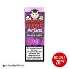 Vampire Vape NicSalt Black Jack e-liquid 20mg