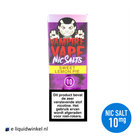 Vampire Vape NicSalt Sweet Lemon Pie e-liquid 10mg