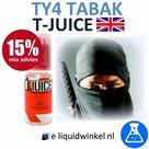 T-Juice TY-4 aroma 10ml.
