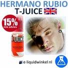T-Juice Hermano Rubio aroma 10ml.
