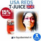 T-Juice USA Reds aroma 10ml.