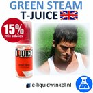 T-Juice Green Steam aroma 10ml.