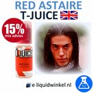 T-Juice Red Astaire aroma 10ml.