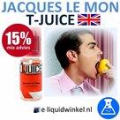 T-Juice Jacques Le Mon aroma 10ml.