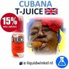 T-Juice Cubana aroma 10ml.