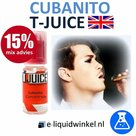 T-Juice Cubanito aroma 10ml.