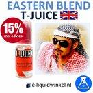 T-Juice Eastern Blend aroma 10ml.