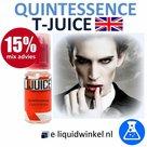 T-Juice Quintessence aroma 10ml.