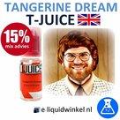 T-Juice Tangerine Dream aroma 10ml.