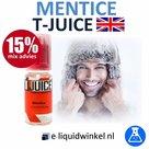 T-Juice Mentice aroma 10ml.