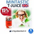 T-Juice Mintastic aroma 10ml.