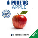 PURE VG Apple Zero 10ml.