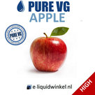 PURE VG Apple High 10ml.