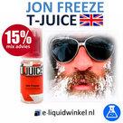 T-Juice Jon Freeze aroma 10ml.