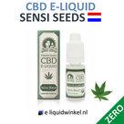 Sensi Seeds CBD e-liquid