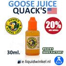 Quack's Goose Juice aroma 30ml.