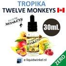 Twelve Monkeys Tropika Zero 30ml.