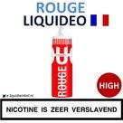 Liquideo Rouge High 10ml.