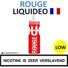 Liquideo Rouge Low 10ml.