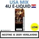 4U E-liquid USA Mix Low