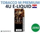4U E-liquid Tobacco M Premium Zero
