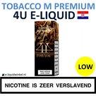 4U E-liquid Tobacco M Premium Low