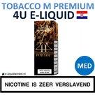 4U E-liquid Tobacco M Premium Medium