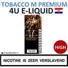 4U E-liquid Tobacco M Premium High