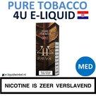 4U E-liquid Pure Tobacco Medium