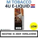 4U E-liquid M Tobacco Low
