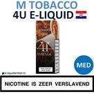 4U E-liquid M Tobacco Medium