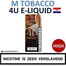 4U E-liquid M Tobacco High