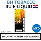 4U E-liquid BH Tobacco (Flue Cured Virginia) Medium