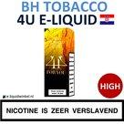 4U E-liquid BH Tobacco (Flue Cured Virginia) High