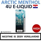 4U E-liquid Arctic Menthol High