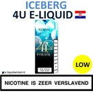 4U E-liquid Iceberg Low