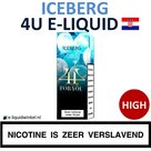 4U E-liquid Iceberg High