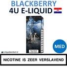 4U E-liquid Blackberry Medium