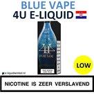 4U E-liquid Blue Vape Low