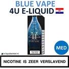 4U E-liquid Blue Vape Medium
