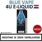 4U E-liquid Blue Vape High