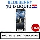 4U E-liquid Blueberry High