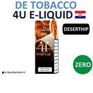 4U E-liquid DE Tobacco (Deserthip) Zero
